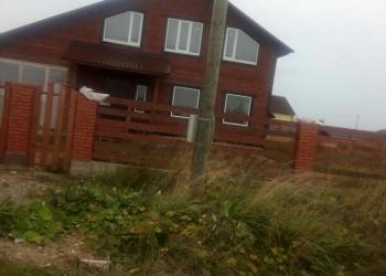 Продаю Дом 180 м2 из бруса с земельным участком 10 соток