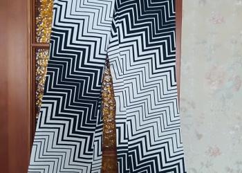 Летние женские брюки из легкой ткани