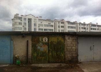 Продам теплый каменный гараж