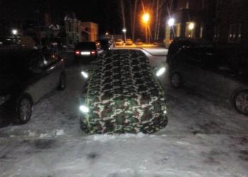 Портативный гараж для Вашего авто