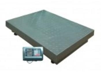 Весы бытовые GreatRiver DH-836B(600кг/100г) LCD