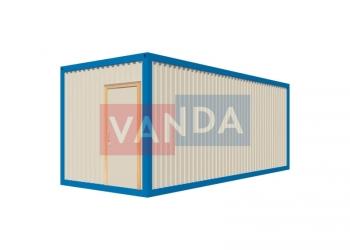 Блок контейнер прорабский