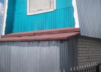 Отличная двухэтажная дача в г. Зеленодольск. В домике две просторные комнаты.