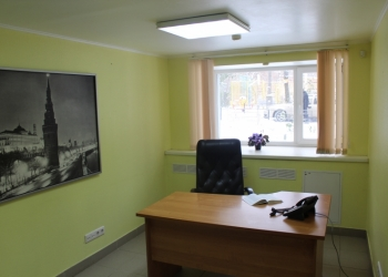 Офисы от 10 м2 в центре Екатеринбурга.