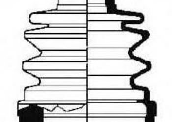 Пыльник ШРУСа F024-22-540 трипоид
