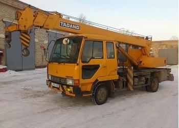 Автокран 5 тонн 22 метра