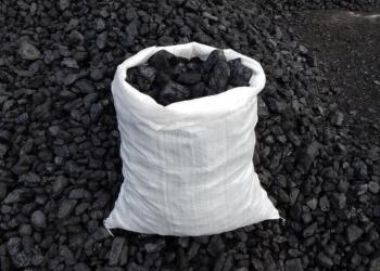 Каменный уголь марка ДПК в мешках
