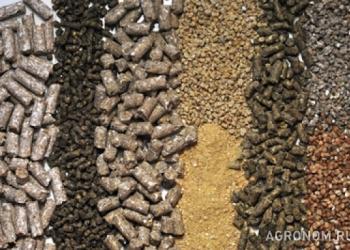 Комбикорма, Отруби, Пшеница