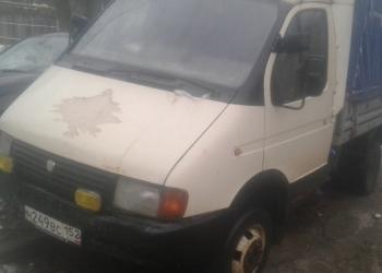 ГАЗ ГАЗель 32021, 1997