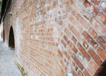Кирпич реставрационный, нестандартный, большемерный, старый размер, церковный