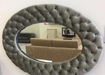 Овальное зеркало(под заказ)