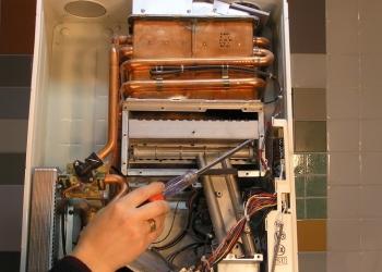 Ремонт газовых колонок и плит