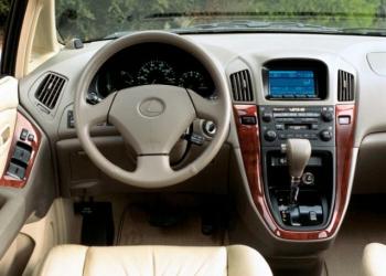 Lexus, 2002