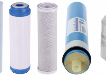 Фильтры-кардриджы для воды