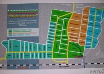 Продам участок 15. 6 сот. , СН Березка-2, Пупышево, Мурманское шоссе