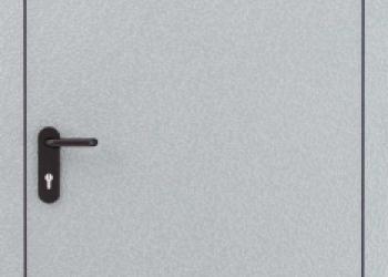 Двери металлические Дорман