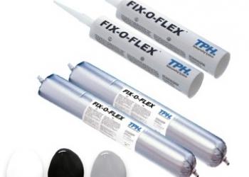 FIX-O-FLEX - клей-герметик, основанный на СП-полимере 600 мл