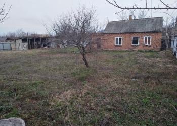Продам земельный участок с домовладением