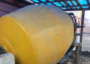 Миксер, бетономешалка, бетоносмеситель от МИЦУБИСИ 5,9м3