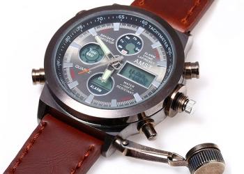 Часы мужские amst 3003 B