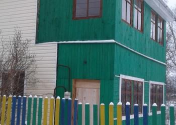 Дом 100 м2 в Калужской области
