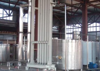 Роторно-плёночные испарители (РПИ), Ёмкости, реакторы. Завод Гранд