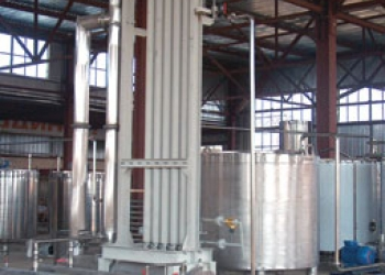 Роторно-плёночные испарители (РПИ). Завод Гранд