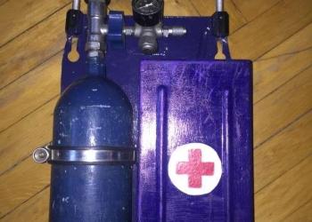 Аппарат ИВЛ портативный КИ-5