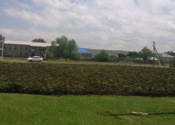 Земельный участок под индивидуальное строительство
