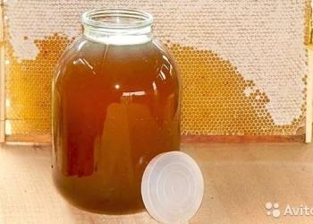 Мёд пчелиный