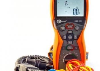 Измеритель электропит. MZC304