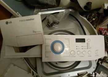 На запчасти стиральная машина LG