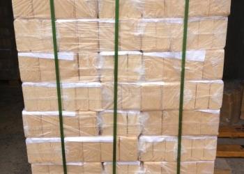 Брикеты топливные древесные оптом и в розницу по доступной цене