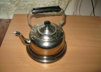 Продаю чайник нержавейка СССР