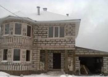 Дом из газобетона 950x10.Строим дома из АРБОЛИТА.