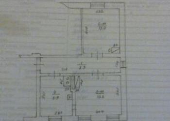 2-к квартира, 45 м2, 2 эт.
