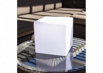 Беспроводной  дизайнерский  светильник DICE (Франция) в форме куба