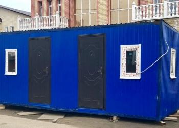 Продам блок контейнер (бытовка)