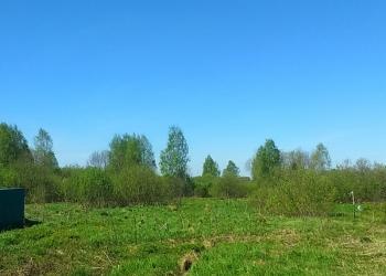 Продаю земельный участок в деревне Душоново снт ветеран