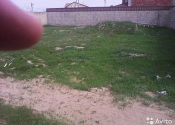 Продается земельный участок на берегу Касптйского моря