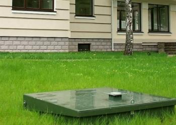Автономная канализация Топас 4