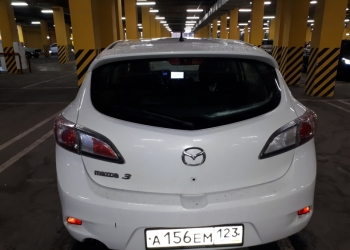 Mazda 3, 2012