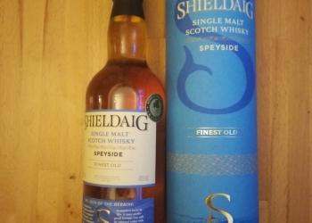 """Виски """"Shieldaig speyside"""""""