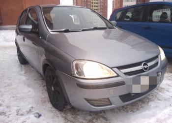 Opel Corsa, 2005