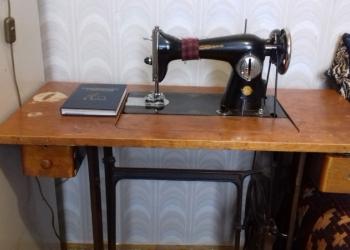 """Продается отечественная швейная машинка """"Подольск"""""""
