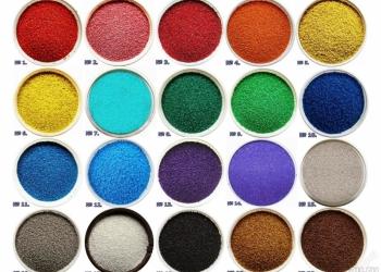 Цветной песок для интерьера, свадеб, творчества