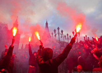 Цветной факел для болельщиков, туризма, фотосессии