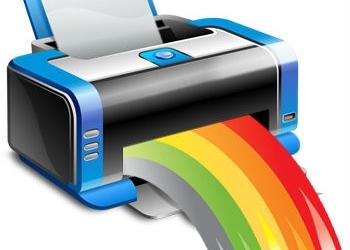 Цветная печать, сканирование документов
