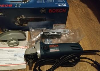 Новая УШМ Bosch gws 850 ce