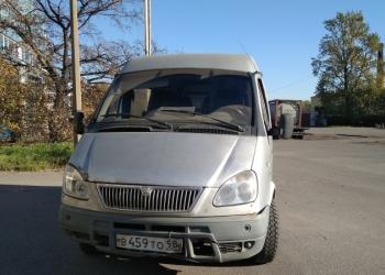 ГАЗ Соболь 2217, 2003